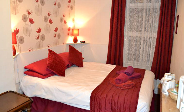 Get a good night's sleep in your comfortable room at Abbey Lodge Hotel