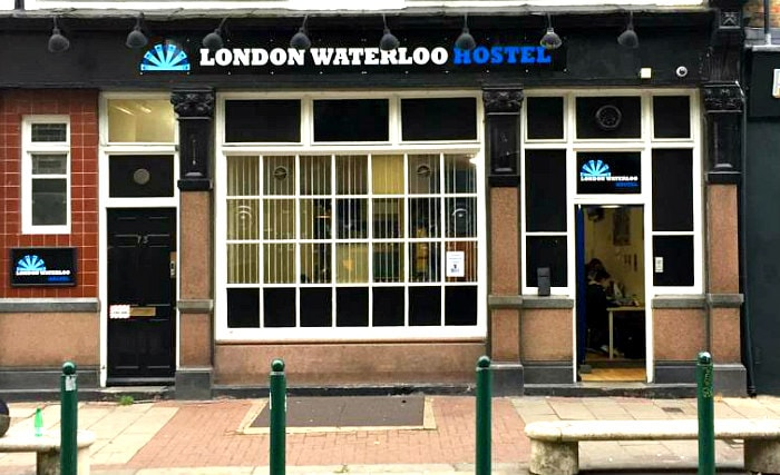 London Waterloo Hostel is situated in a prime location in Lambeth close to Imperial War Museum