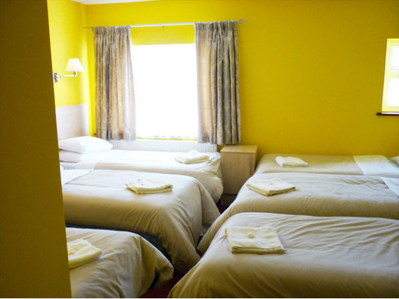 Family rooms at The Acton Town Hotel