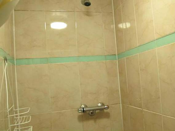 A typical shower system