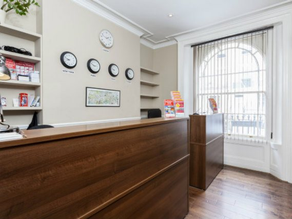 Belgravia Rooms London has a 24-hour reception