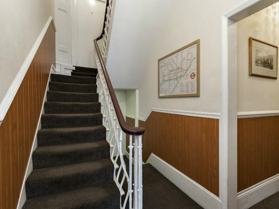 Common areas at Belgravia Rooms London