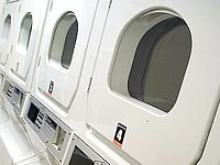 New laundry facilities