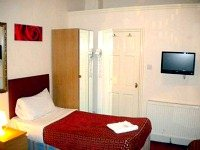 Single Room at Royal London Hotel