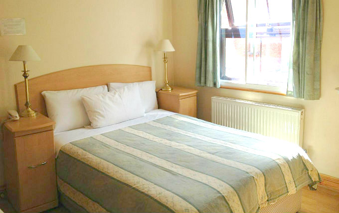 Double Room at Seven Dials Hotel