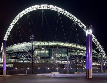 Wembley Hotels: Book from only £12.33 per person!