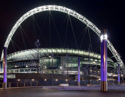 Wembley Hotels: Book from only £13.50 per person!