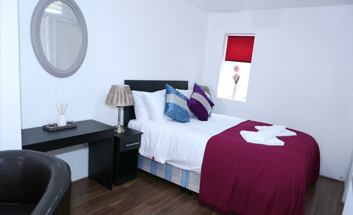 Triple rooms at Pier Apartments are the ideal choice for groups of friends or families