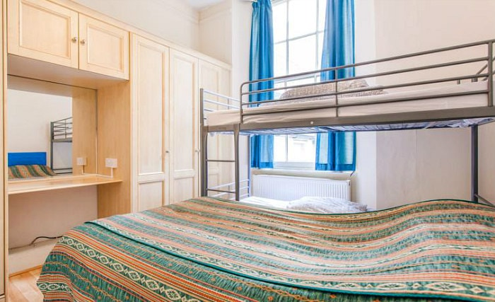 Get a good night's sleep in your comfortable room at Atlas Hostel London
