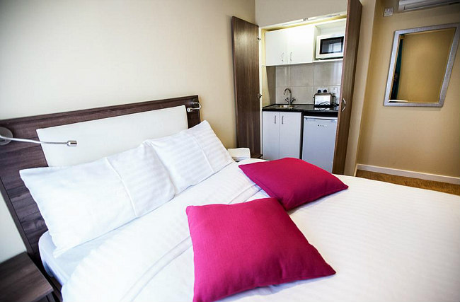 Double room at Knaresborough Boutique Apartments