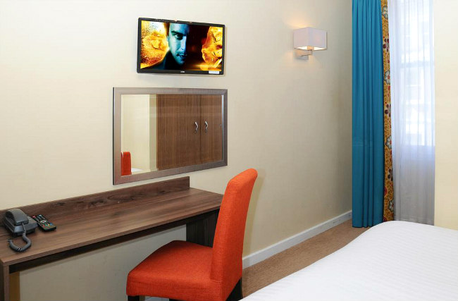 A typical room at Knaresborough Boutique Apartments