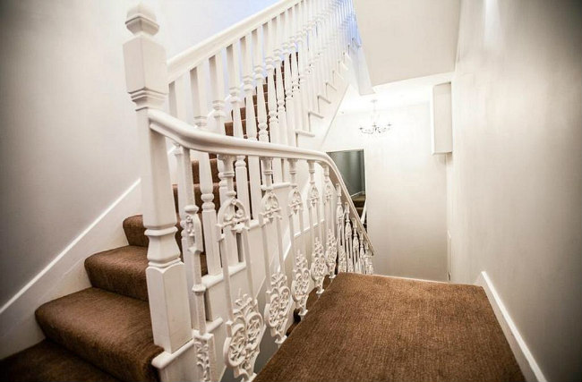 Common areas at Knaresborough Boutique Apartments