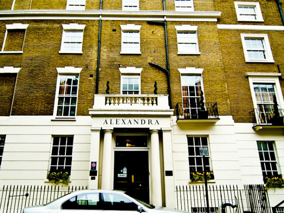 Alexandra Hotel is situated in a prime location in Paddington close to Edgware Road