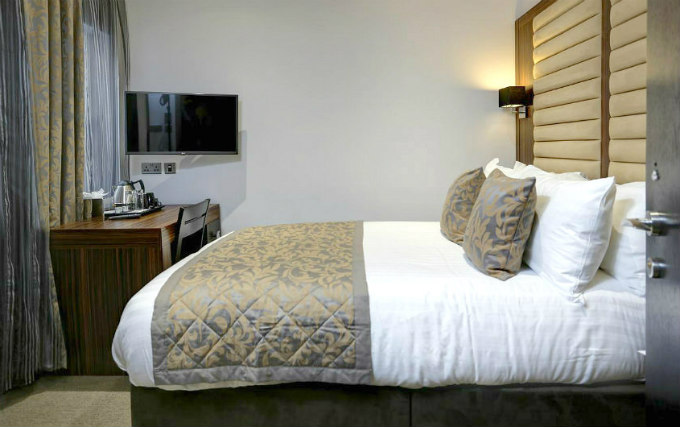 Double Room at Maitrise Hotel London Edgware Road