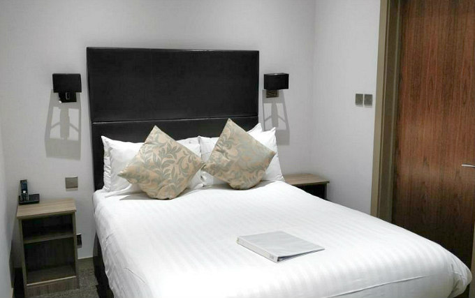 A typical room at Maitrise Hotel London Edgware Road