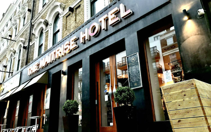 An exterior view of Maitrise Hotel London Maida Vale