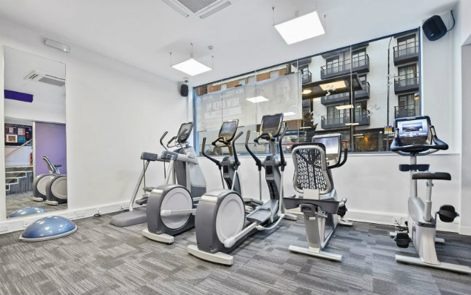 Enjoy use of the fitness centre, operated by Maitrise Hotel London Maida Vale