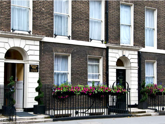 Staunton Hotel London is situated in a prime location in Bloomsbury close to British Museum