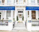 London Lodge Hotel Kensington, 3 Star Hotel, Kensington, Central London