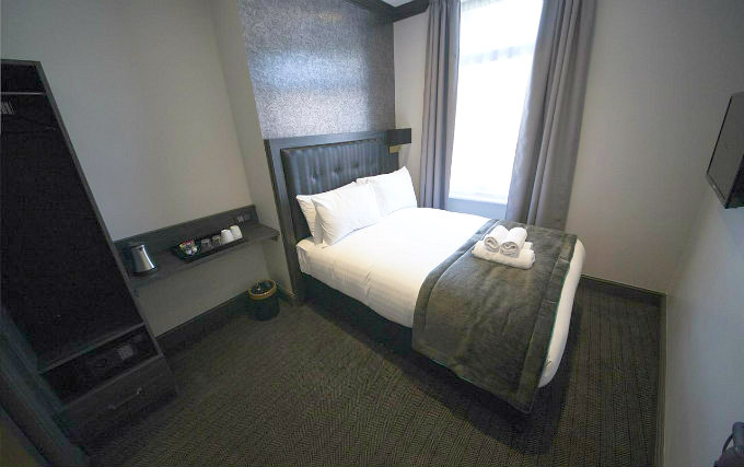 Double Room at The Pack and Carriage Bar and Rooms