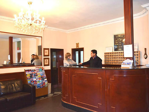 The staff at Ventures Hotel will ensure that you have a wonderful stay at the hotel