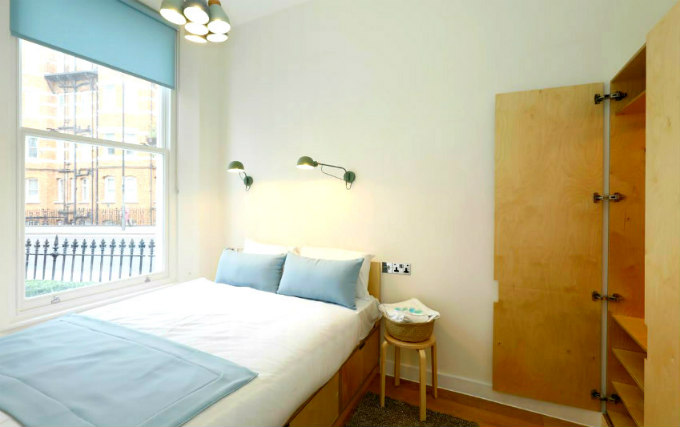 Double Room at Philbeach Studios