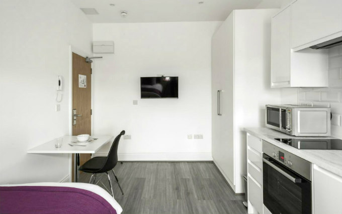Single Room at Smart Stay Swiss Cottage
