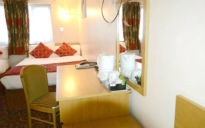 Triple room at PremierLux Serviced Apartments