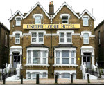 United Lodge Hotel and Apartments, 4 Star Hotel, Finsbury Park, North London