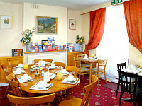 Holly House Hotel London offers a delicious continental Breakfast