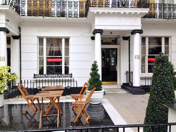 Hyde Park Whiteleaf Hotel is situated in a prime location in Bayswater close to Kensington Gardens