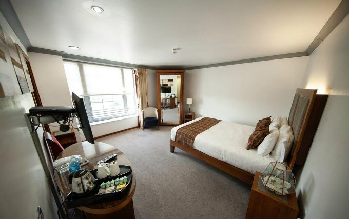Double Room at Berwick Manor Hotel