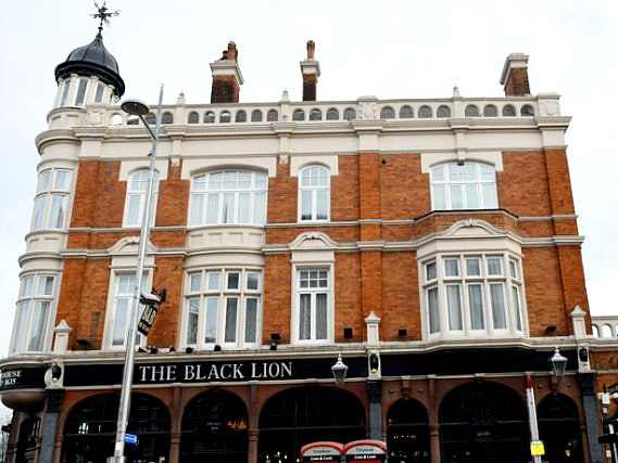 Black Lion Guesthouse London is situated in a prime location in Kilburn close to Keats House