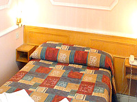 A Double room at Vegas Hotel London