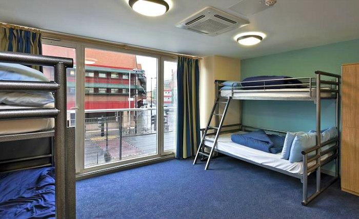 Youth Hostel London >> Yha London St Pancras London Book On Travelstay Com