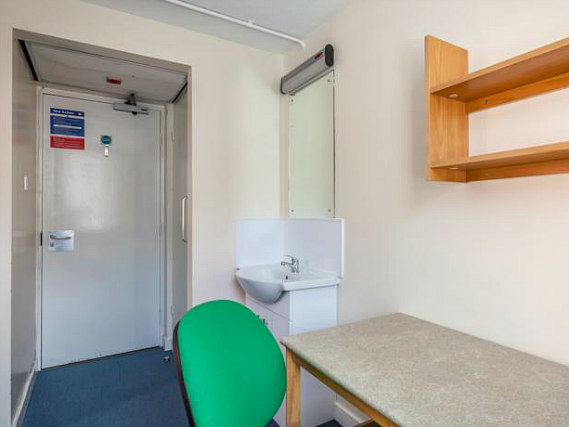 All rooms at Rosebery Hall are comfortable and clean
