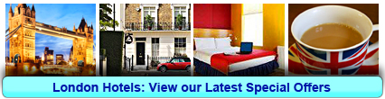 Book Hotels London