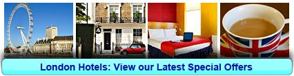 Book London Hotel List