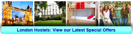Book London Hostels