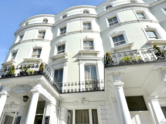 Hyde Park Hotel London is situated in a prime location in Bayswater close to Portobello Road Market