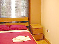 A typically modern and well furnished Double room