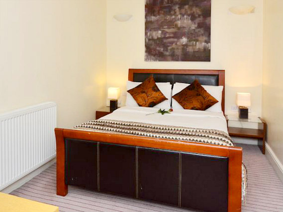 Get a good night's sleep in your comfortable room at So Sienna Hammersmith