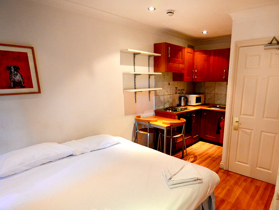 Quad rooms are spacious and ideal for sharing with friends and family