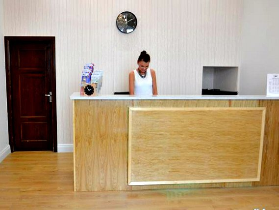 The staff at Hyde Park Suites will ensure that you have a wonderful stay at the hotel