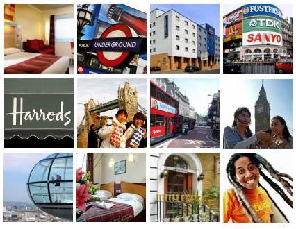 london cheap: