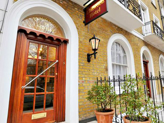 Elmwood Hotel is situated in a prime location in Kings Cross close to Kings Cross Station