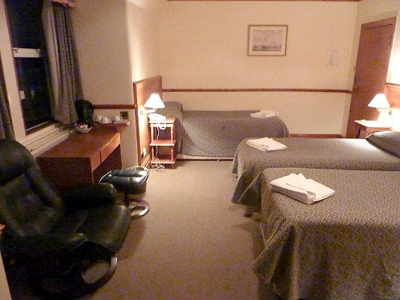 Triple room at Heatherbank Guesthouse