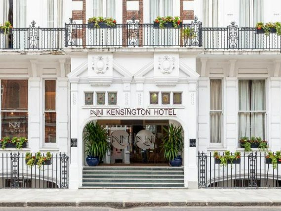 The staff are looking forward to welcoming you to Avni Kensington Hotel