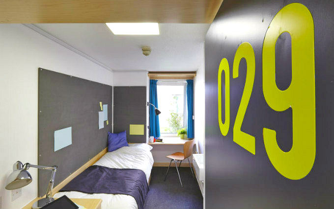 Single Room at Sir John Cass Hall