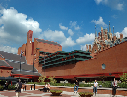 Book a hotel near British Library